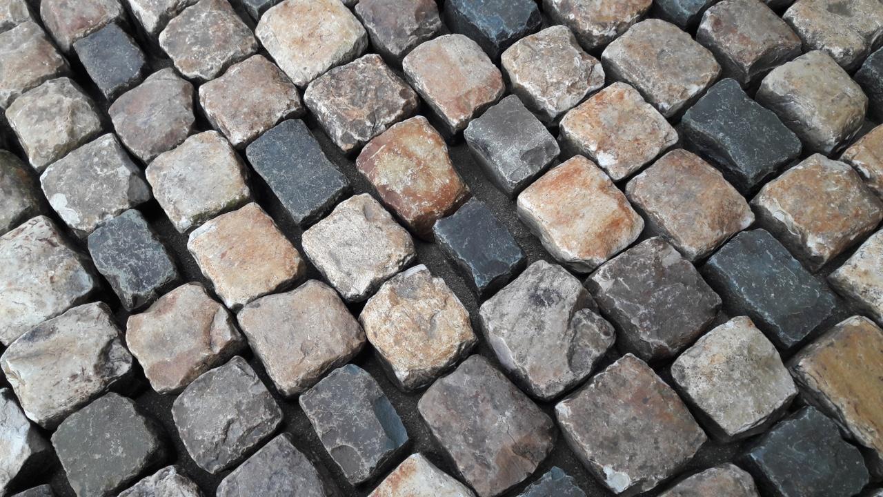 Matériaux anciens Pavés du Roi