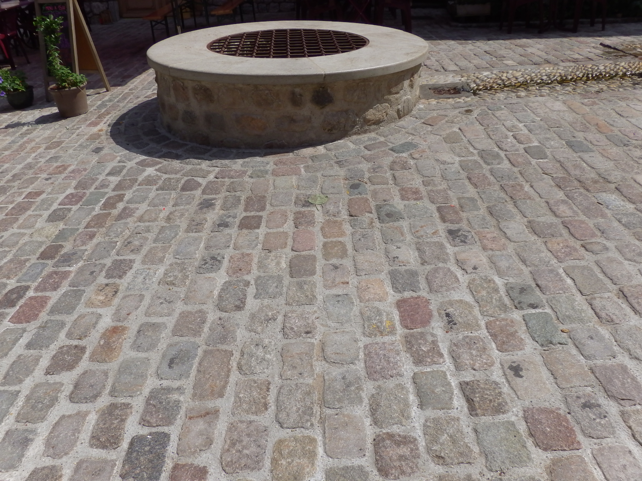 Matériaux anciens_paves_entiers_granit_paris
