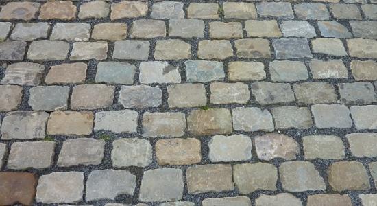 Matériaux anciens Pavés entiers Versailles