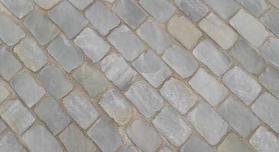Matériaux anciens Pavés sciés Versailles