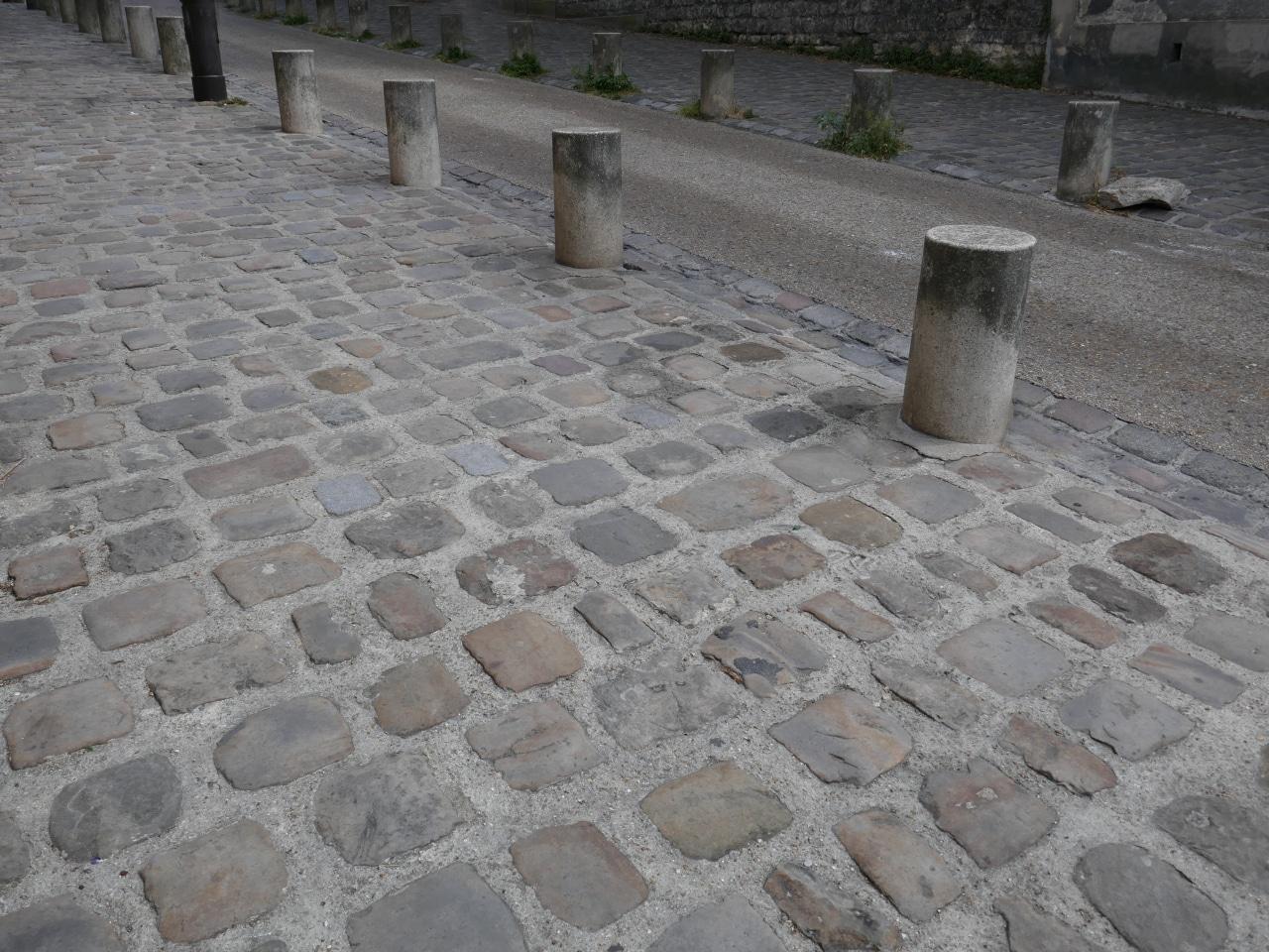 Matériaux anciens Pavés entiers Napoléon