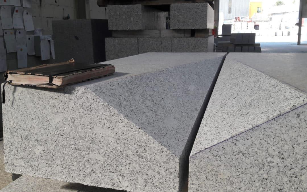 Visite de la carrière de granit Alto Douro