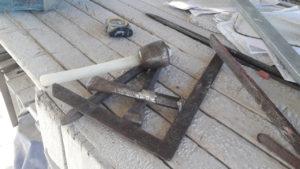 Tools_granite_quarry_Portugal